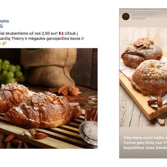 Reklama internete - Facebook, Instagram / Austė Musteikytė / Darbų pavyzdys ID 713101