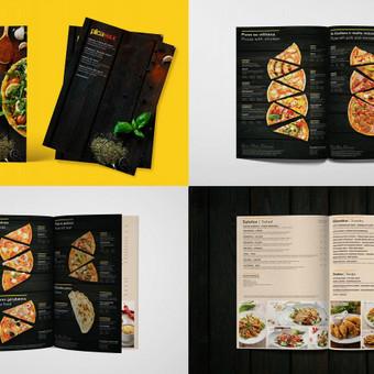Meniu / Menu | PICA MAX Peržiūrėti čia / Review here  http://issuu.com/salvitadesign/docs/pagrindinis_meniu_prw… Idea, food styling, design - Salvita, photography: I4U Studio, foto@grafas.lt