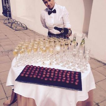 Vaišių staliukas po ceremonijos / Eglė Ivanskaja / Darbų pavyzdys ID 91206