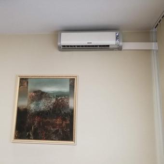 Kondicionieriai,rekuperacija,santechnika,šildymas, LIZINGAS / MB Ekoras LT / Darbų pavyzdys ID 715341
