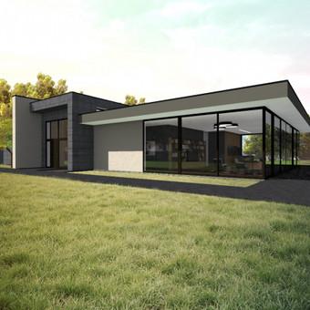Architektas, projektavimas / Pavel Balbatunov / Darbų pavyzdys ID 91238