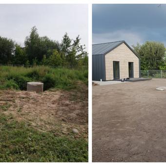 Apželdinimas, vejos įrengimas ir priežiūra / UAB Želdina / Darbų pavyzdys ID 715607
