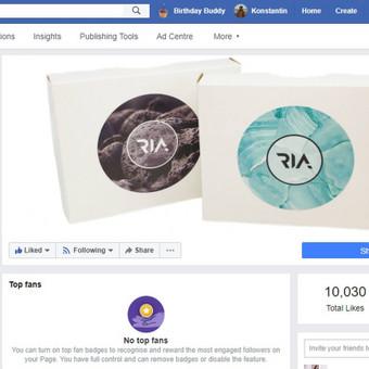 Svetainių kūrimas Facebook, Instagram reklama, SEO, Google / Promoguy Lietuva / Darbų pavyzdys ID 716131