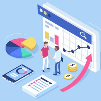 Svetainių kūrimas Facebook, Instagram reklama, SEO, Google / Promoguy Lietuva / Darbų pavyzdys ID 716139