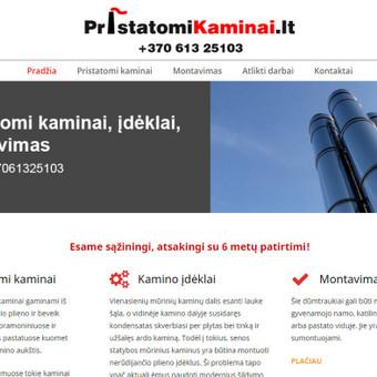 Efektyvi reklama internetu / Artūras / Darbų pavyzdys ID 716217
