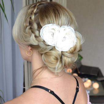 """""""Silvija MUA Make Up & Hairstyles""""  - MAKIAŽAI ir ŠUKUOSENOS / Silvija / Darbų pavyzdys ID 716751"""