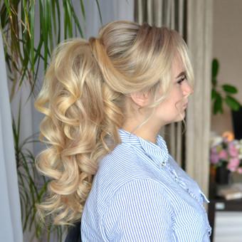 """""""Silvija MUA Make Up & Hairstyles""""  - MAKIAŽAI ir ŠUKUOSENOS / Silvija / Darbų pavyzdys ID 716753"""