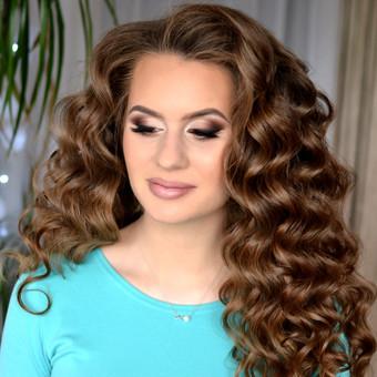 """""""Silvija MUA Make Up & Hairstyles""""  - MAKIAŽAI ir ŠUKUOSENOS / Silvija / Darbų pavyzdys ID 716763"""