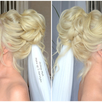 """""""Silvija MUA Make Up & Hairstyles""""  - MAKIAŽAI ir ŠUKUOSENOS / Silvija / Darbų pavyzdys ID 716767"""