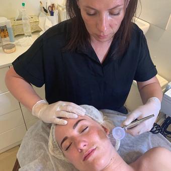 Kosmetologė / Kosmetologė Inesė / Darbų pavyzdys ID 717243