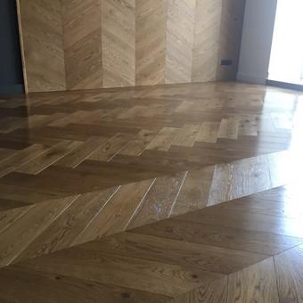 Profesionalus grindu klojimas / Donatas Gruodis / Darbų pavyzdys ID 718057