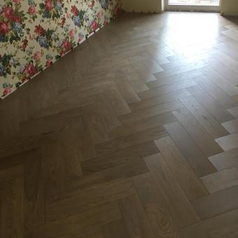 Profesionalus grindu klojimas / Donatas Gruodis / Darbų pavyzdys ID 718061