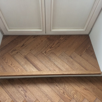 Profesionalus grindu klojimas / Donatas Gruodis / Darbų pavyzdys ID 718065