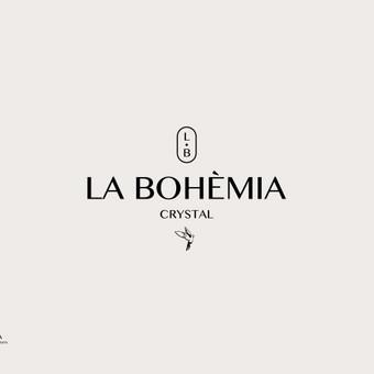 LA BOHEMIA - Crystal glasses