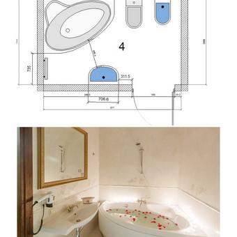 Baldų dizaineris, projektavimas / Guoda / Darbų pavyzdys ID 718149