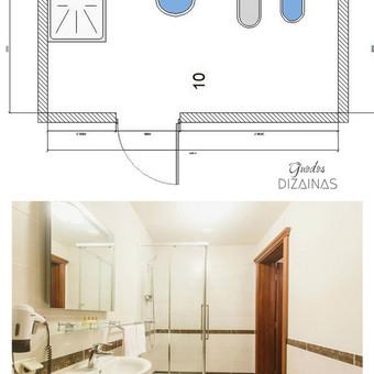 Baldų dizaineris, projektavimas / Guoda / Darbų pavyzdys ID 718151