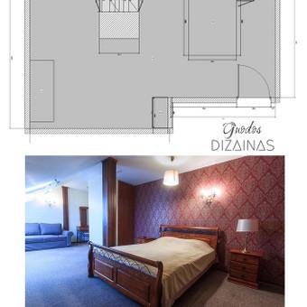 Baldų dizaineris, projektavimas / Guoda / Darbų pavyzdys ID 718153