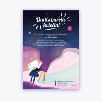 Grafikos dizaino darbai / MONIKA KASTANTINAVIČIŪTĖ / Darbų pavyzdys ID 719119