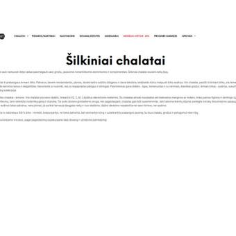 Tekstų kūrėja, redaktorė, rašto darbų konsultantė / Inesa / Darbų pavyzdys ID 721811