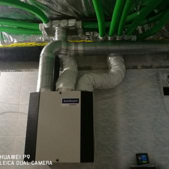 Kondicionieriai,rekuperacija,santechnika,šildymas, LIZINGAS / MB Ekoras LT / Darbų pavyzdys ID 722629