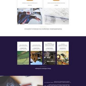Interneto svetainės, verslo valdymo sistemos, dizainas / Gintautas Bakūnas / Darbų pavyzdys ID 311583