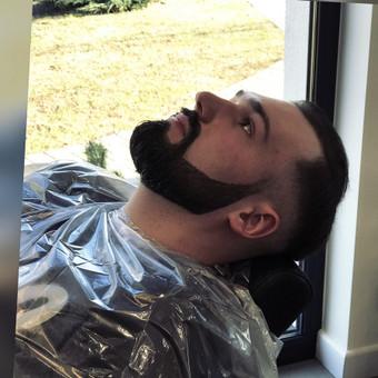 Vyriški kirpimai,barzdų modeliavimas,skutimas. / Loreta / Darbų pavyzdys ID 725331