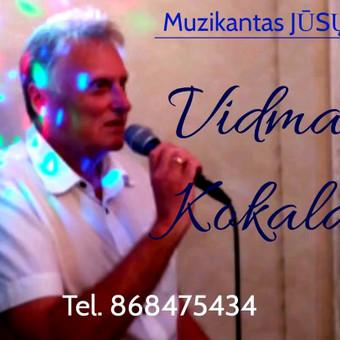 Muzikantai JŪSŲ šventei / Vidmantas Kokalas / Darbų pavyzdys ID 725729