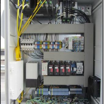 ELEKTROS projektavimas ir montavimas  (Žaibosauga, apšviet.) / Tadas Šiaulys UAB 4E / Darbų pavyzdys ID 726173