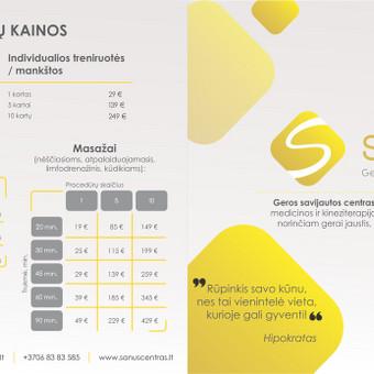 Grafikos dizainerė / Olga Kapustina / Darbų pavyzdys ID 726507