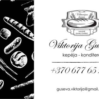 Grafikos dizainerė / Olga Kapustina / Darbų pavyzdys ID 726525