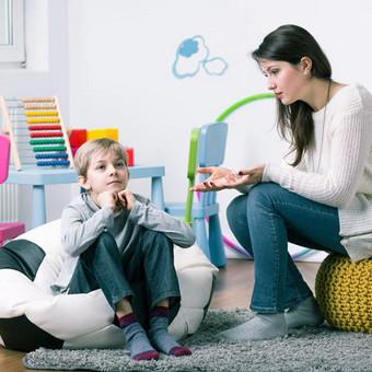Šeimos ir vaikų psichologė Vilniuje / Lina Gudaitė-Berckaitienė / Darbų pavyzdys ID 726819