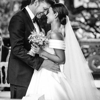 Individualus vestuvinių suknelių siuvimas / MJ Bridal Couture / Darbų pavyzdys ID 726909