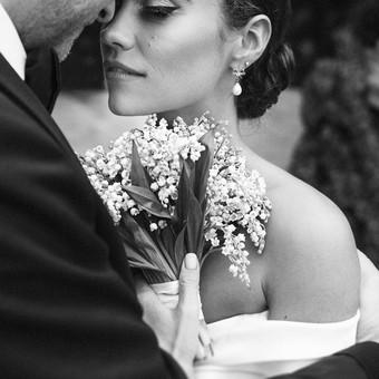 Individualus vestuvinių suknelių siuvimas / MJ Bridal Couture / Darbų pavyzdys ID 726911
