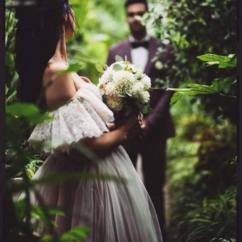 Individualus vestuvinių suknelių siuvimas / MJ Bridal Couture / Darbų pavyzdys ID 726925