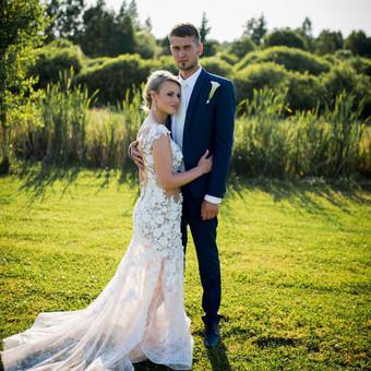 Individualus vestuvinių suknelių siuvimas / MJ Bridal Couture / Darbų pavyzdys ID 726929
