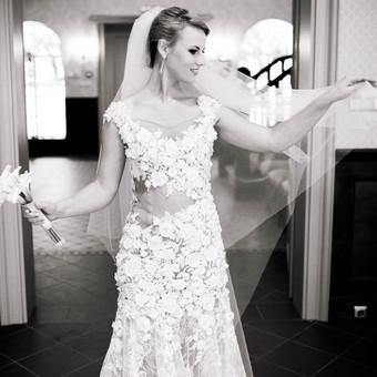 Individualus vestuvinių suknelių siuvimas / MJ Bridal Couture / Darbų pavyzdys ID 726935
