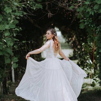 Individualus vestuvinių suknelių siuvimas / MJ Bridal Couture / Darbų pavyzdys ID 726941