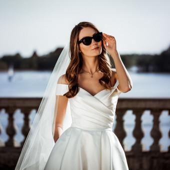 Individualus vestuvinių suknelių siuvimas / MJ Bridal Couture / Darbų pavyzdys ID 726945
