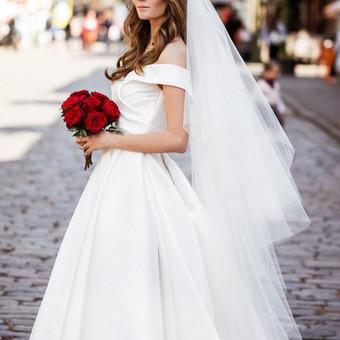 Individualus vestuvinių suknelių siuvimas / MJ Bridal Couture / Darbų pavyzdys ID 726949