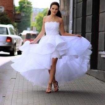 Individualus vestuvinių suknelių siuvimas / MJ Bridal Couture / Darbų pavyzdys ID 726951