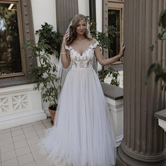 Individualus vestuvinių suknelių siuvimas / MJ Bridal Couture / Darbų pavyzdys ID 726955