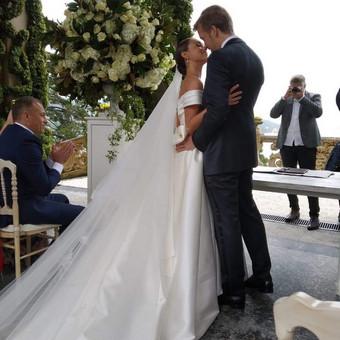 Individualus vestuvinių suknelių siuvimas / MJ Bridal Couture / Darbų pavyzdys ID 726963