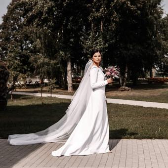 Individualus vestuvinių suknelių siuvimas / MJ Bridal Couture / Darbų pavyzdys ID 726967