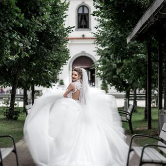 Individualus vestuvinių suknelių siuvimas / MJ Bridal Couture / Darbų pavyzdys ID 726971