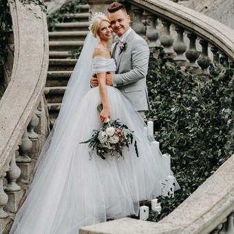 Individualus vestuvinių suknelių siuvimas / MJ Bridal Couture / Darbų pavyzdys ID 726979