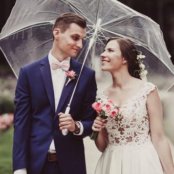 Individualus vestuvinių suknelių siuvimas / MJ Bridal Couture / Darbų pavyzdys ID 726981