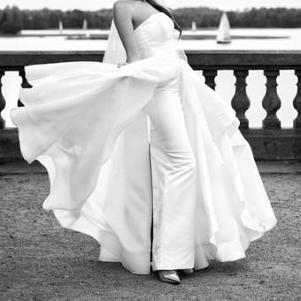 Individualus vestuvinių suknelių siuvimas / MJ Bridal Couture / Darbų pavyzdys ID 726985