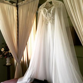 Individualus vestuvinių suknelių siuvimas / MJ Bridal Couture / Darbų pavyzdys ID 726989