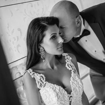 Individualus vestuvinių suknelių siuvimas / MJ Bridal Couture / Darbų pavyzdys ID 726991