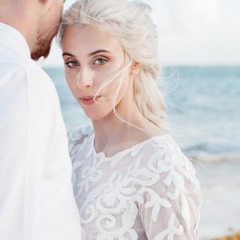 Individualus vestuvinių suknelių siuvimas / MJ Bridal Couture / Darbų pavyzdys ID 726999